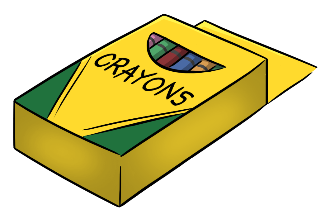 Coloring book and crayons clipart graphic royalty free crayon-box-clipart-free-clipart-images.png 1,044×703 pixels | Maker ... graphic royalty free
