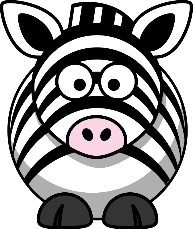 Coloring book background clipart png Zebra Background Clipart - Shop of Clipart Library png