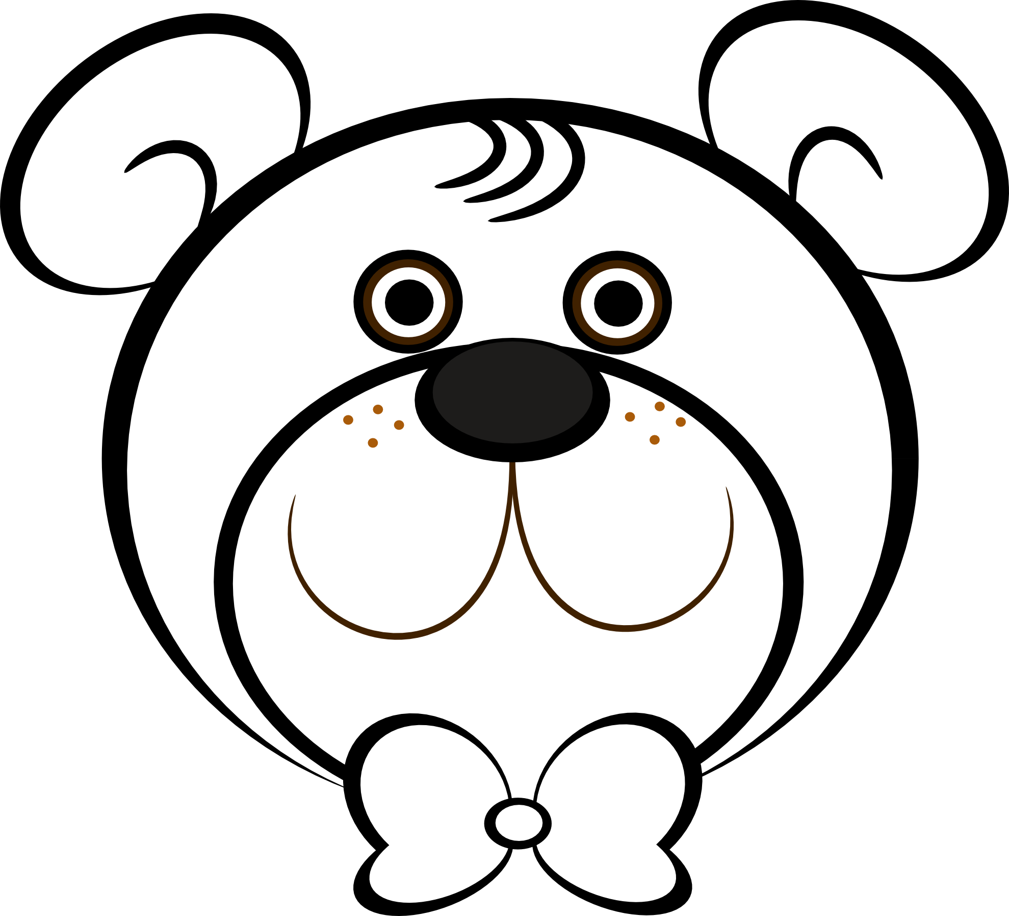 Coloring book clipart black and white clipart royalty free clipartist.net » Clip Art » teddy bear black white line art coloring ... clipart royalty free