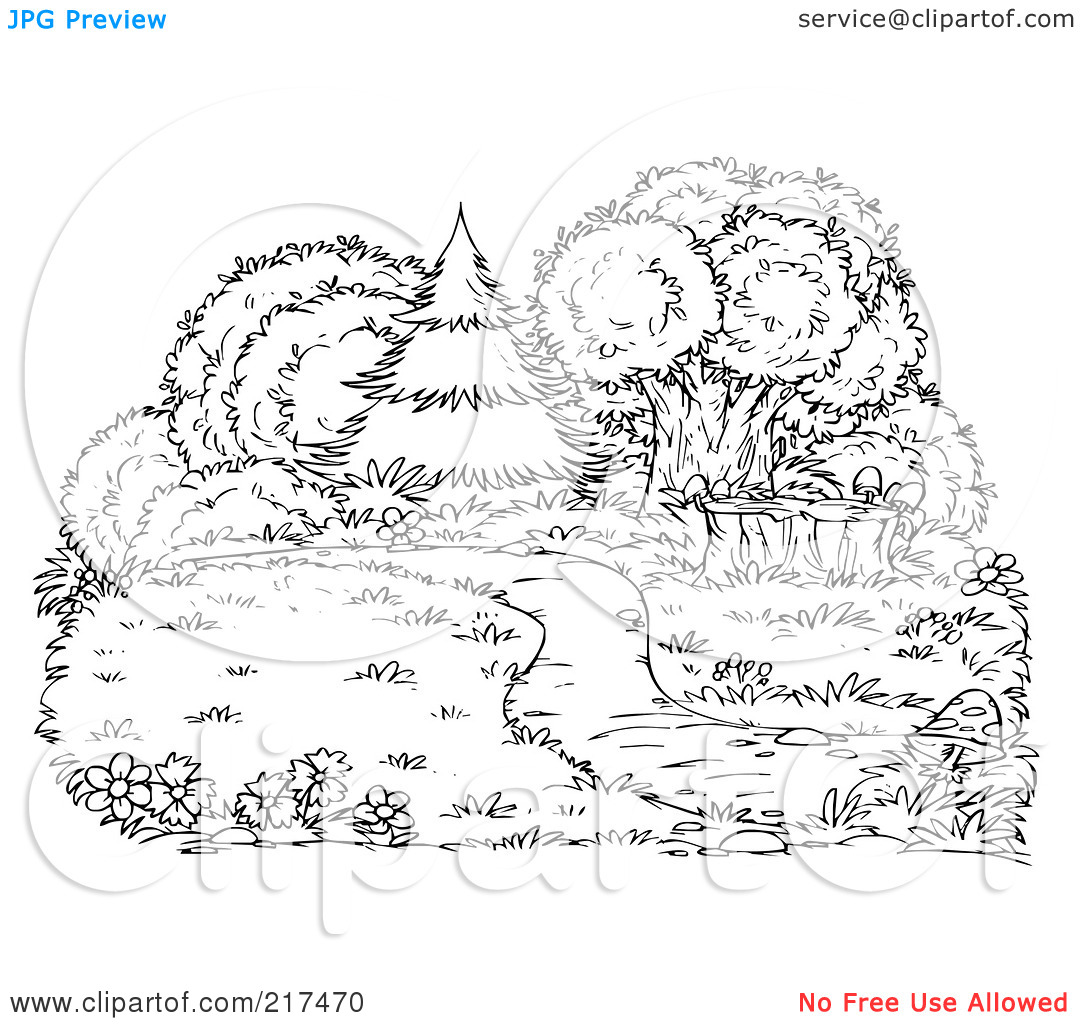 Clipartfest royaltyfree rf . Coloring book grass in field clipart