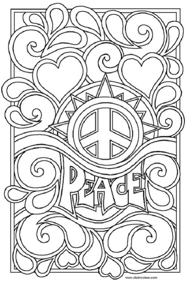 Coloring for adults clipart svg royalty free library Free Art Coloring Pages, Download Free Clip Art, Free Clip Art on ... svg royalty free library