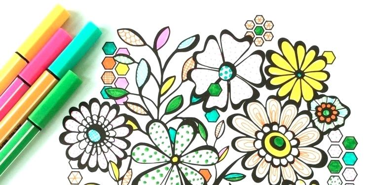 Coloring for adults clipart png black and white stock Ralph E. Hazelbaker Library | North Madison County Public Library png black and white stock