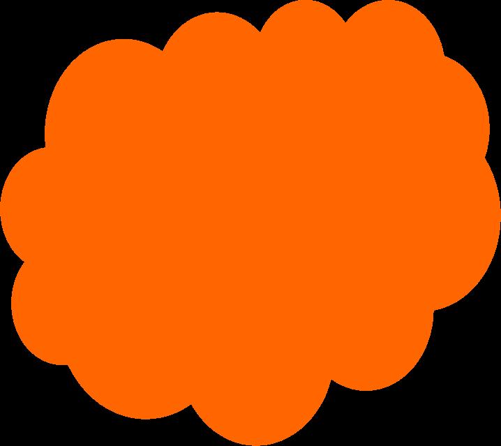 Colour cloud clipart clipart free Color Clipart Orange Color - Black Colour Clip Art , Transparent ... clipart free