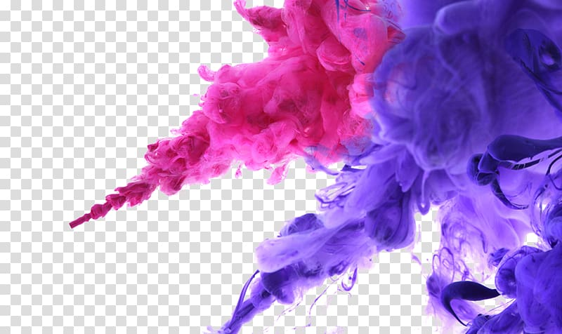 Colour smoke bomb clipart svg freeuse library Purple and pink smoke illustration, Ink Color , Smoke effects ... svg freeuse library