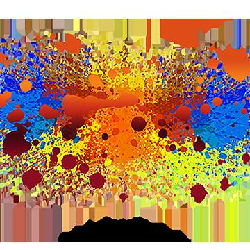 Colour splash vector clipart svg 2019 的 Vector Color Splashes, Creative, Color, Splash PNG ... svg