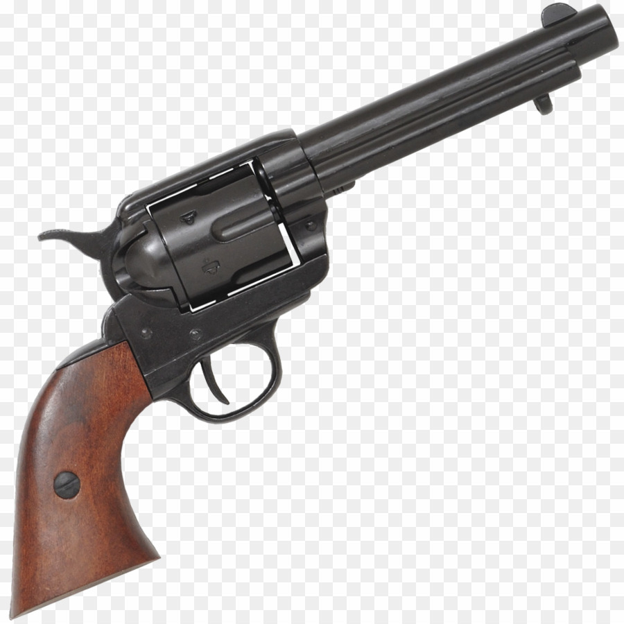 Colt single action army clipart