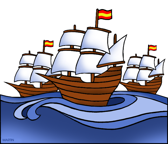 Columbus ships clipart jpg royalty free download Columbus Day clipart - Boat, transparent clip art jpg royalty free download
