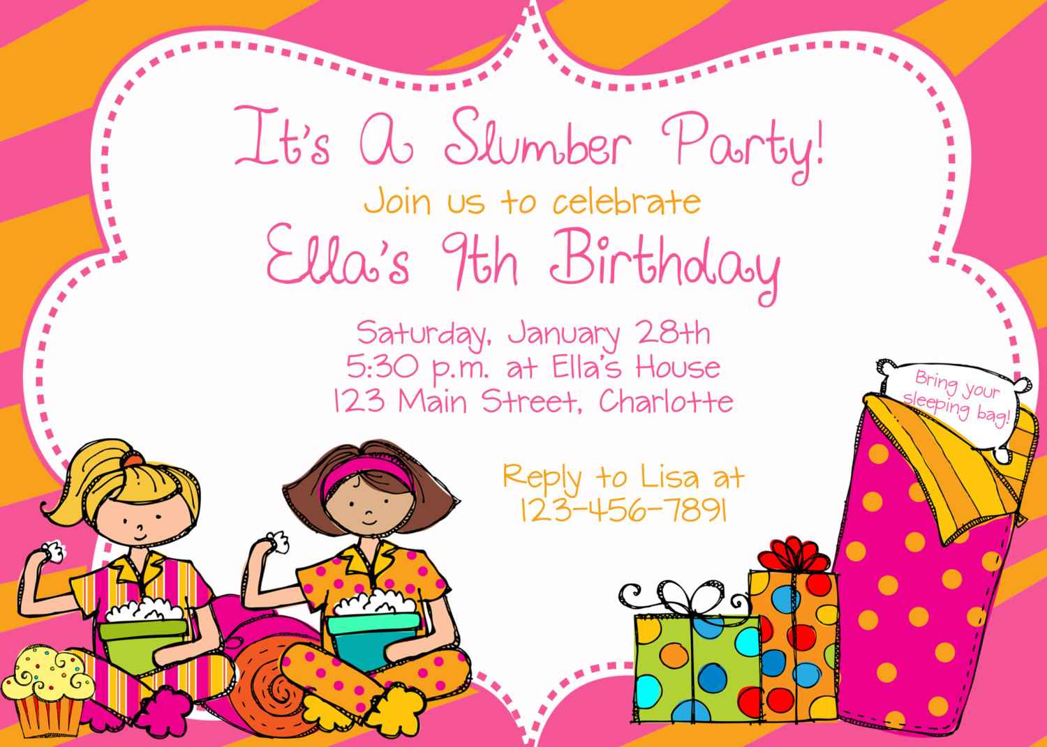 Come and join us clipart birthday party clip free download Sample refusal letter to a birthday party invitation - Clip Art Library clip free download
