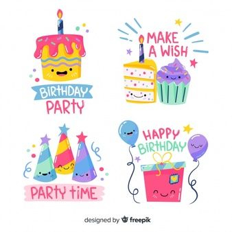 Come and join us clipart birthday party graphic transparent Birthday vectors, +51,000 free files in .AI, .EPS format graphic transparent