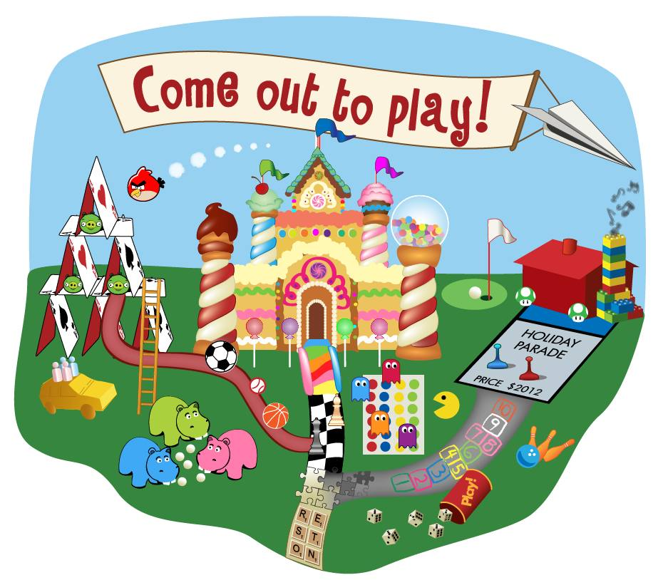 Come out and play clipart clip download Come Out to Play | Where Outside Is In! clip download