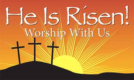 Come worship with us clipart. Easter clipartfest easterbannerreligious