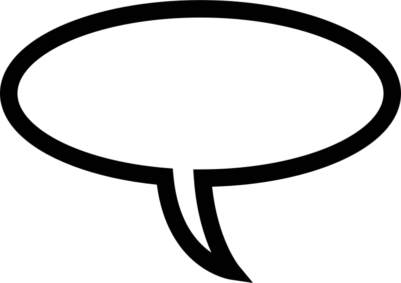 Comic book bubble clipart png jpg freeuse download Clipart - Speech Bubbles jpg freeuse download