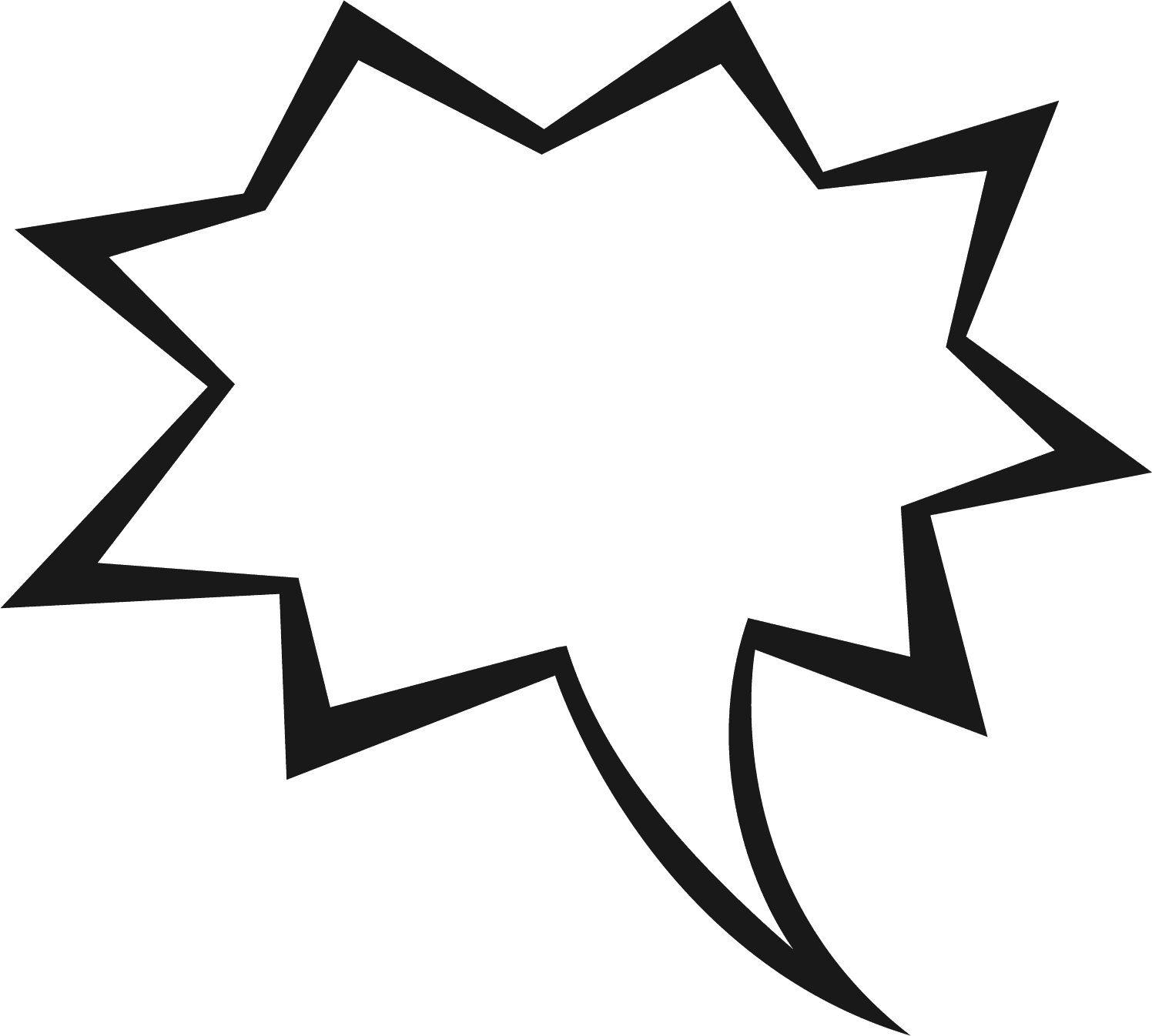 Comic book bubble clipart png picture black and white stock comic bubble - Google Search | Drawing Ref Pics | Pinterest | Comic ... picture black and white stock