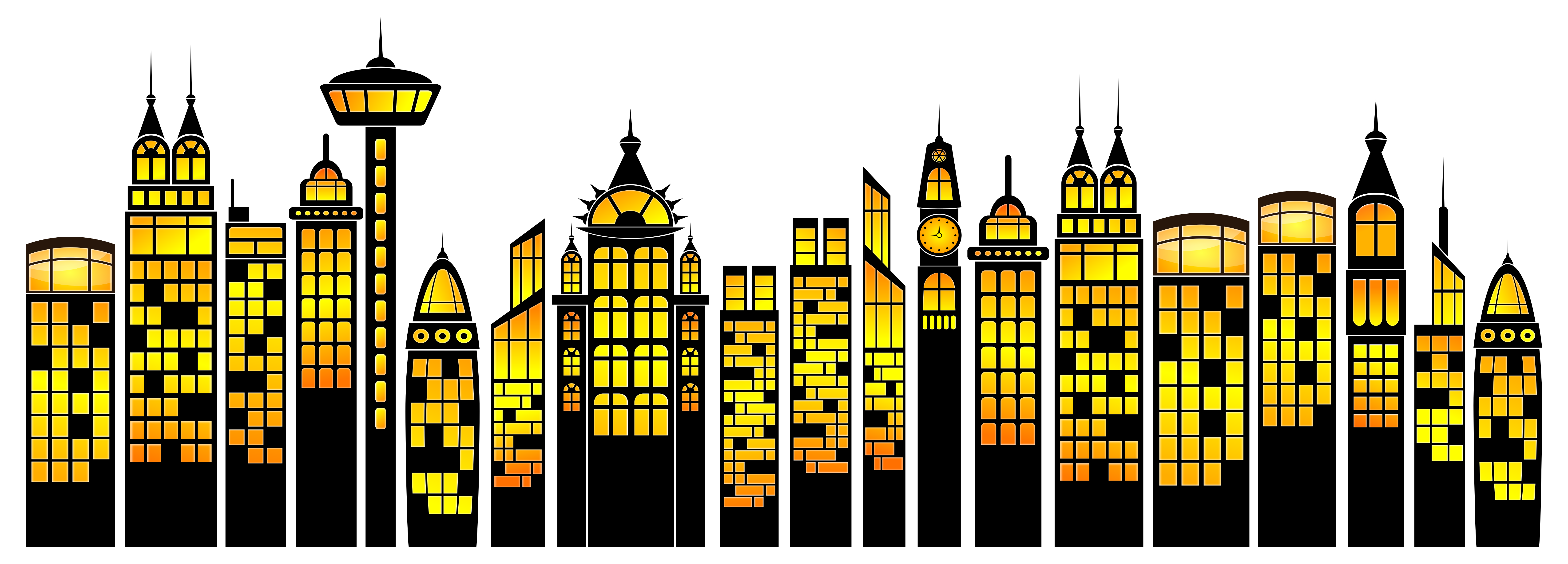 Comic book buildings clipart clip art library download Simple Buildings by Viscious-Speed | cc0 | Pinterest clip art library download