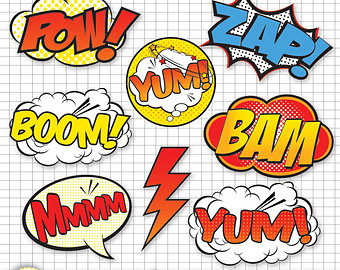 Comic book character clipart picture freeuse library Comic Book Clip Art & Comic Book Clip Art Clip Art Images ... picture freeuse library