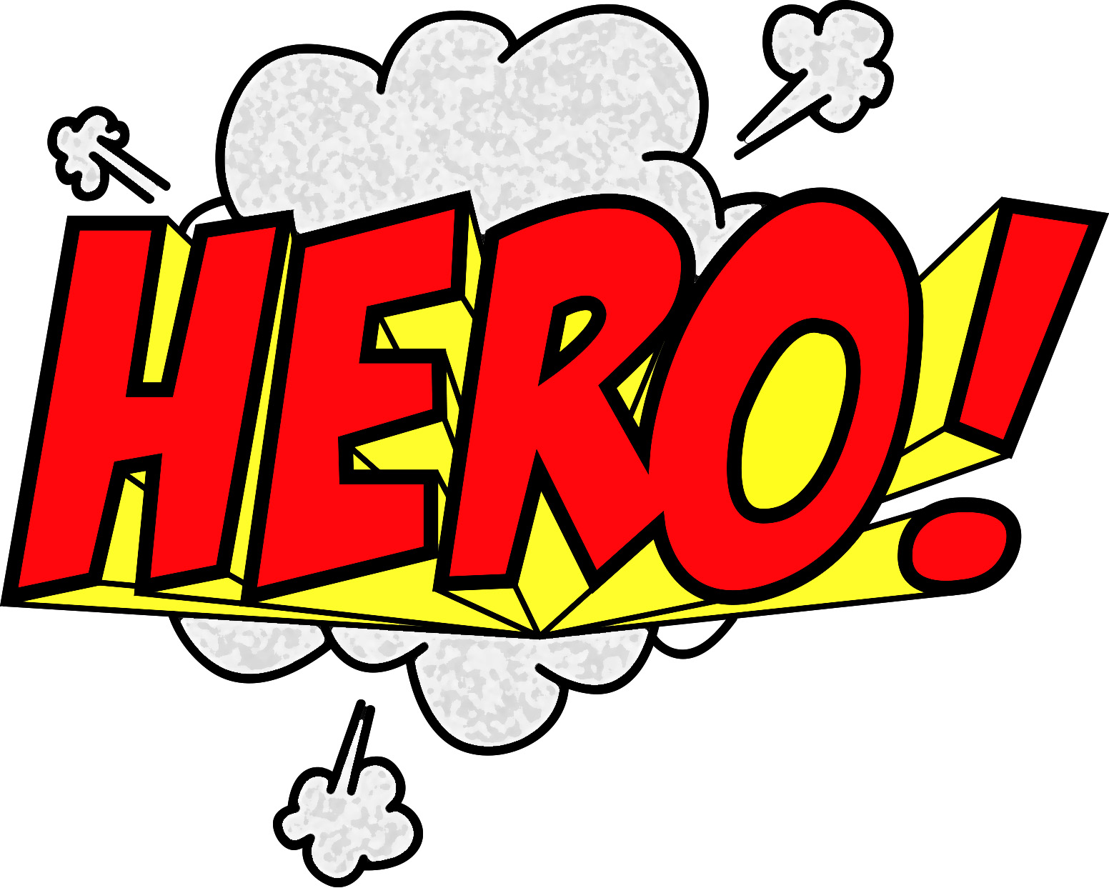 Comic book character clipart clip black and white library Comic book superhero clipart - ClipartFest clip black and white library