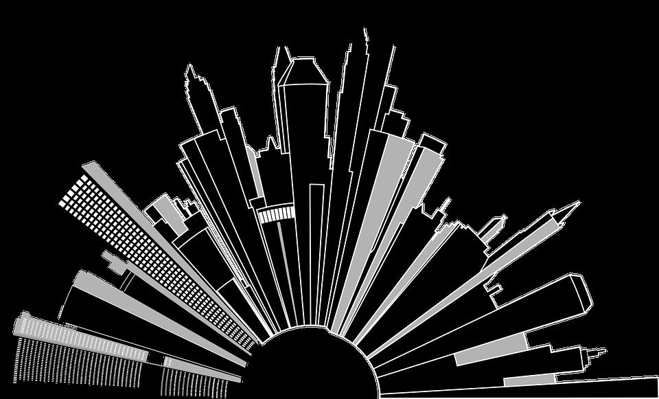 Comic book cityscape clipart clipart transparent Cityscape Graphics (40+) Desktop Backgrounds clipart transparent