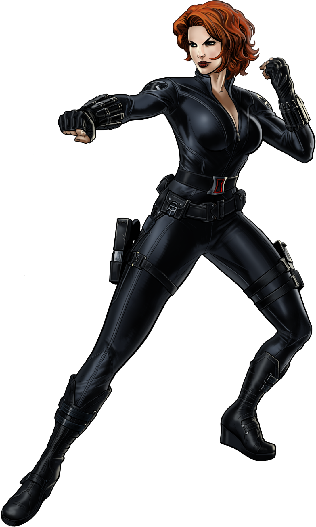 Comic book clipart graphic royalty free library Black Widow Clipart Comic Book Character #2503494 graphic royalty free library