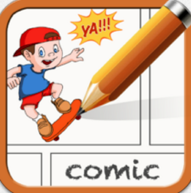 Comic book creator clipart free download My Top 20 Comic Book Apps and how you can use them in the ... free download