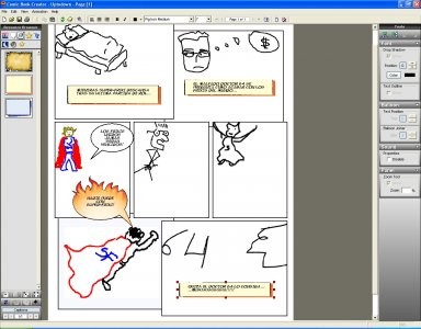 Comic book creator clipart png download Comic Book Creator 2.0 - تنزيل png download