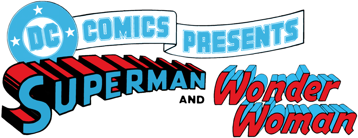 Comic book font clipart svg freeuse DC Comics Presents | Wonder Woman Wiki | FANDOM powered by Wikia svg freeuse