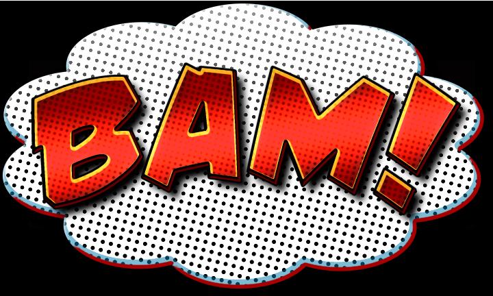 Comic book pop clipart png freeuse Comic Book Themed Speech Bubbles – POP Studios Props png freeuse