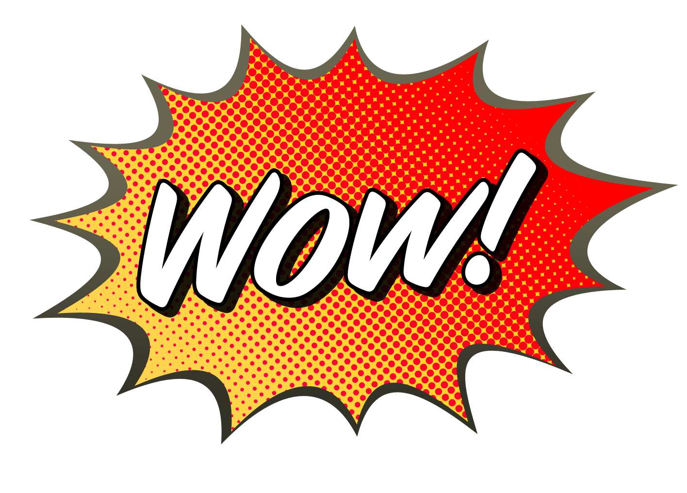 Comic book wow clipart graphic free stock Comic book Clip art - comic 1416*1016 transprent Png Free Download ... graphic free stock