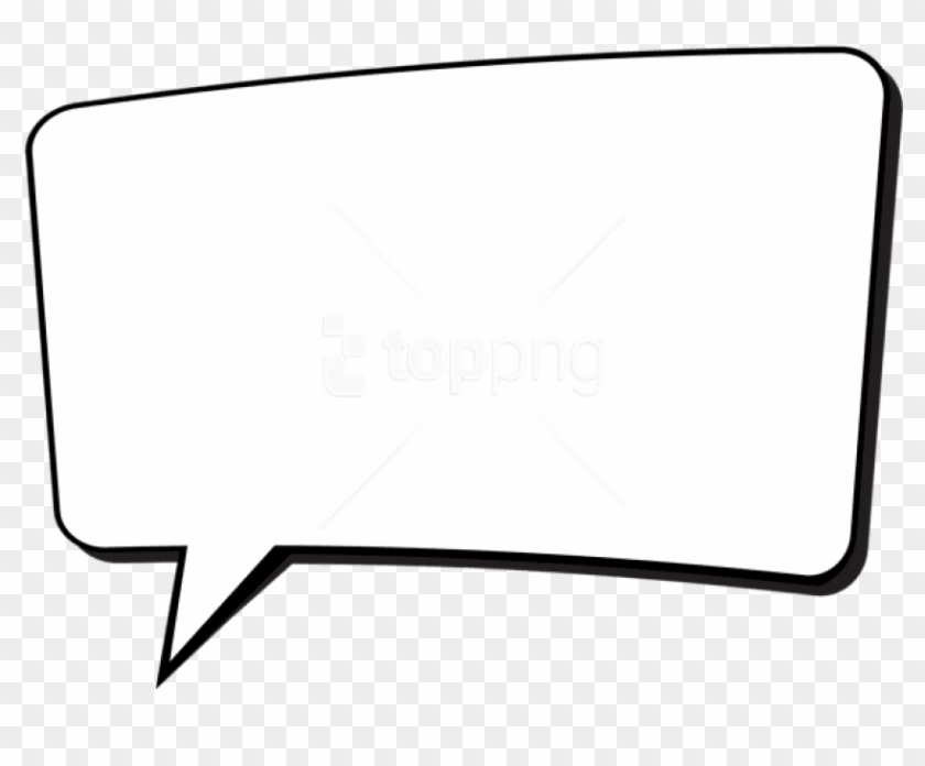 Comic speech clipart png transparent library Free Png Download Comics Speech Bubble Clipart Png - Transparent ... png transparent library