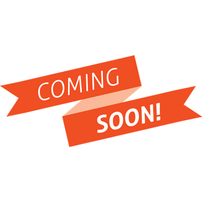 Coming soon banner clipart svg black and white stock Coming Soon Orange Banner transparent PNG - StickPNG svg black and white stock