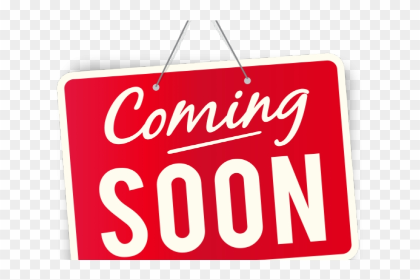 Coming soon clipart logo png transparent stock Coming Soon Clipart Soon Png - Sign, Transparent Png - 640x480 ... png transparent stock