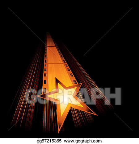 Coming to the movies clipart picture library download Vector Clipart - Upcoming new movies . Vector Illustration ... picture library download