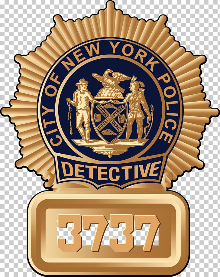 Comisiria clipart svg freeuse Departamento de policía de la ciudad de Nueva York, detective de la ... svg freeuse