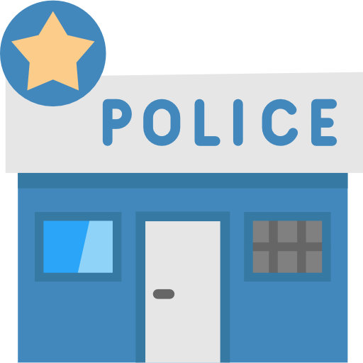Comisiria clipart png download Police Officer Cartoon clipart - Police, Blue, Text, transparent ... png download