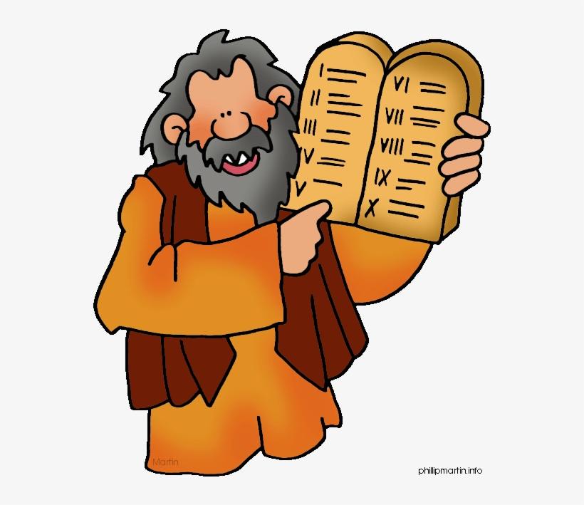 Commandments clipart picture transparent download Download Free png Moses Ten Commandments Clipart Free Transparent ... picture transparent download