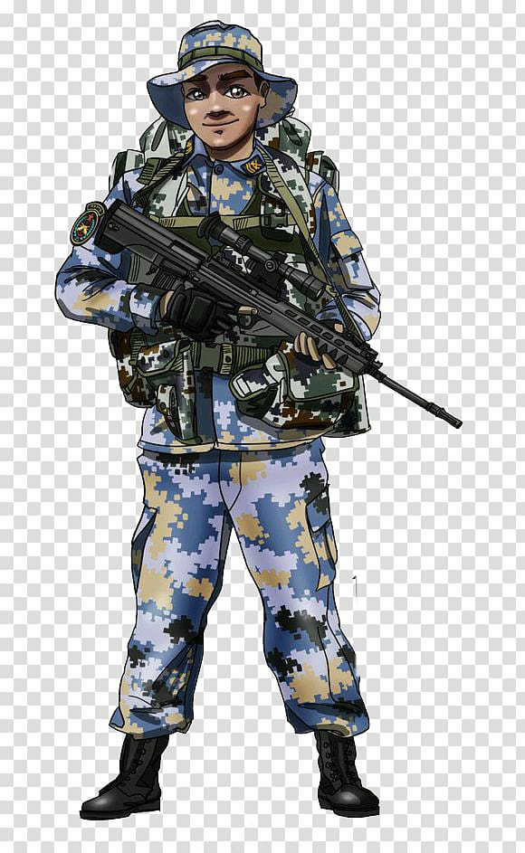 Commando dress clipart clipart royalty free stock Soldier Infantry Special forces, Special forces backpack creative ... clipart royalty free stock