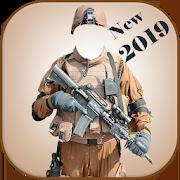 Commando dress clipart jpg royalty free Commando Suit Photos Editor 1.17.0 APK Download - Android ... jpg royalty free