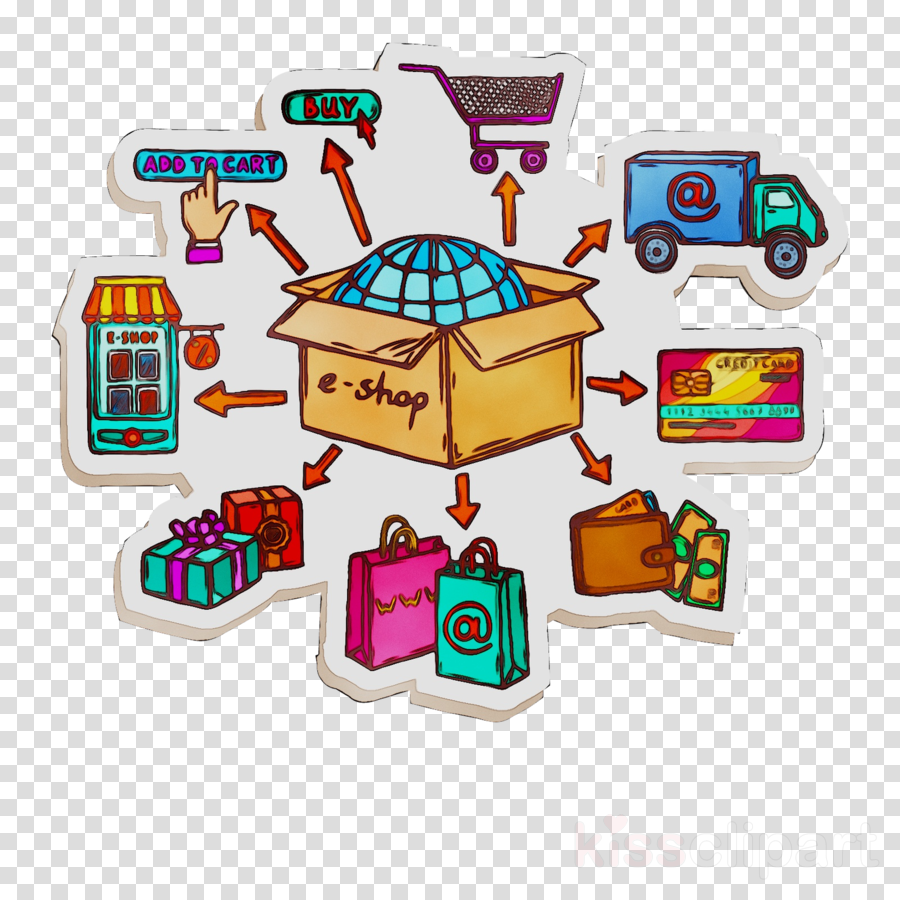 Commerce clipart transparent library Shopping Cart clipart - Business, Shopping, Drawing, transparent ... transparent library