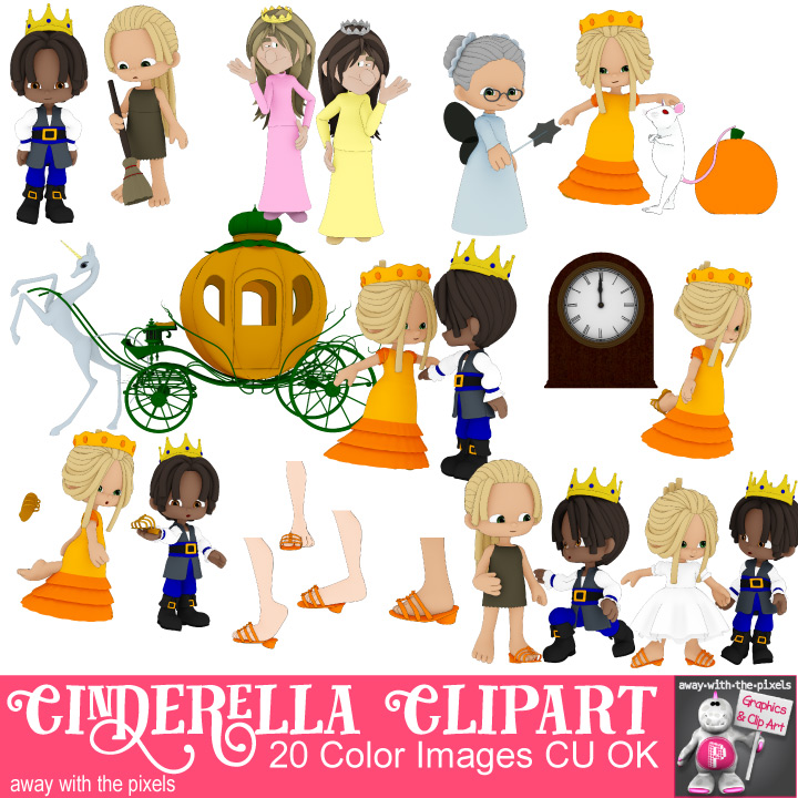 Commercial clipart for teachers vector free download Fairytale Clipart For Teachers – Commercial Use vector free download
