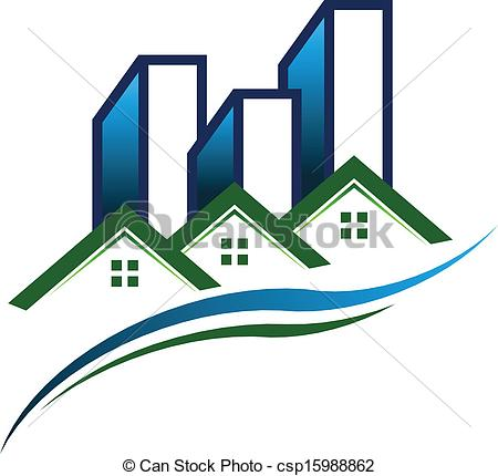 Commercial real estate clipart svg free Real estate clipart - ClipartFest svg free