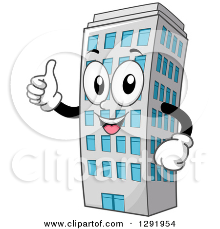 Commercial real estate clipart picture black and white download Royalty-Free (RF) Commercial Real Estate Clipart, Illustrations ... picture black and white download