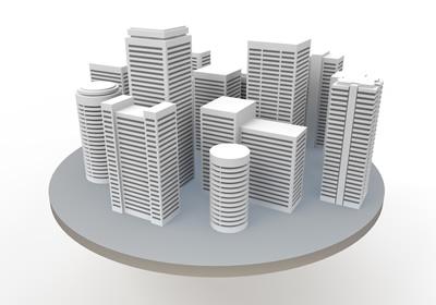 Commercial real estate clipart svg transparent download Building - Real Estate / Free illustration svg transparent download