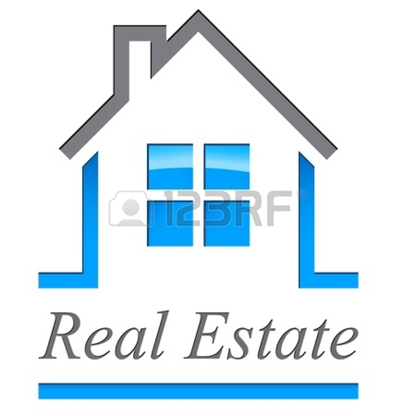 Commercial real estate clipart clip library download Real estate clip art - ClipartFest clip library download