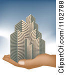 Commercial real estate clipart svg stock Royalty-Free (RF) Commercial Real Estate Clipart, Illustrations ... svg stock