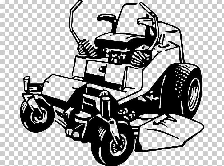 Riding lawn mower black and white with clipart banner transparent Zero-turn Mower Lawn Mowers Riding Mower PNG, Clipart, Automotive ... banner transparent