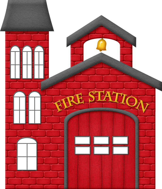 Rooms in a house clipart jpg black and white library KAagard_FiredUp_Firetruck.png | Pinterest | Firemen, Clip art and ... jpg black and white library