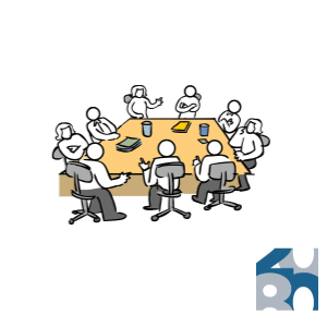Committee making choices clipart clip art black and white library Project Managers and Steering Committees - PMO Perspectives Blog clip art black and white library