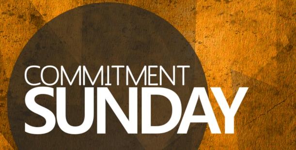 Committment sunday clipart jpg freeuse stock Lake City Christian Church - Congregational News - Commitment Sunday ... jpg freeuse stock