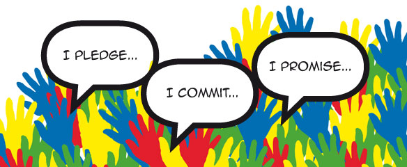 Committment sunday clipart jpg freeuse library Commitment of A Thousand Hands #1kHands #pcic4 jpg freeuse library
