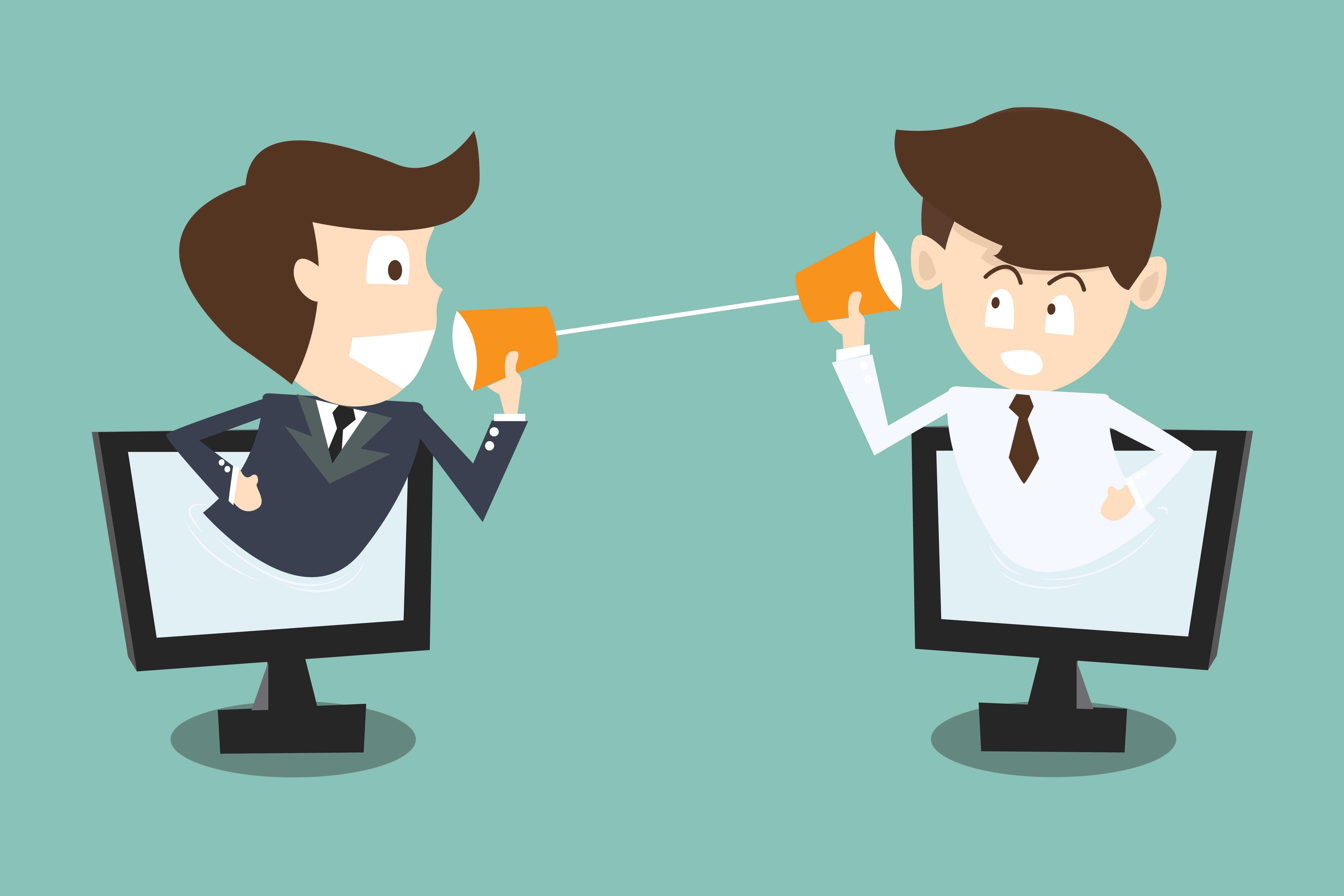 Communication clipart vector transparent library Effective communication clipart 6 » Clipart Station vector transparent library