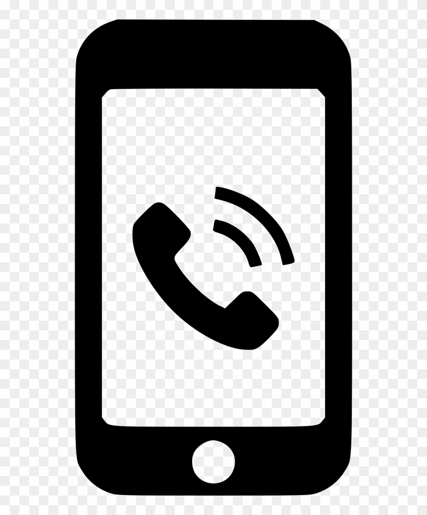 Communication cliparts vector jpg library Smartphone Icon Vector Png Mobile Phone Call Communication Clipart ... jpg library